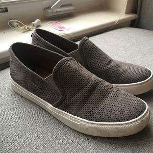 Only worn 3 times grey steve madden sneaker 7.5